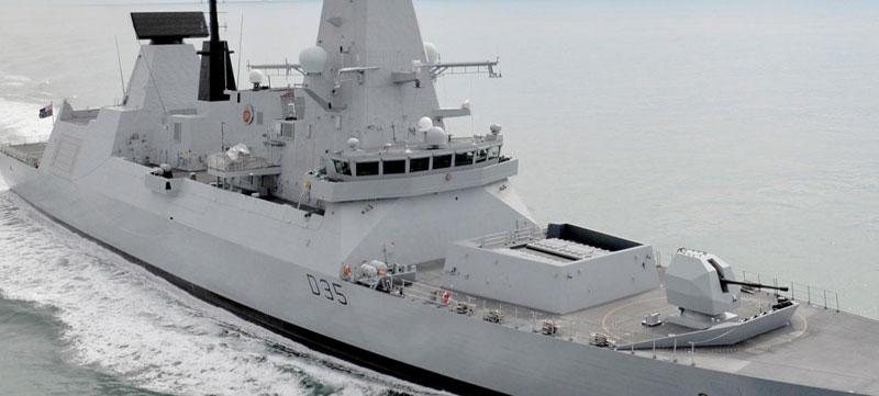 PDL Defence Ship Image