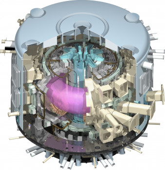 Fusion Reactor Drawing