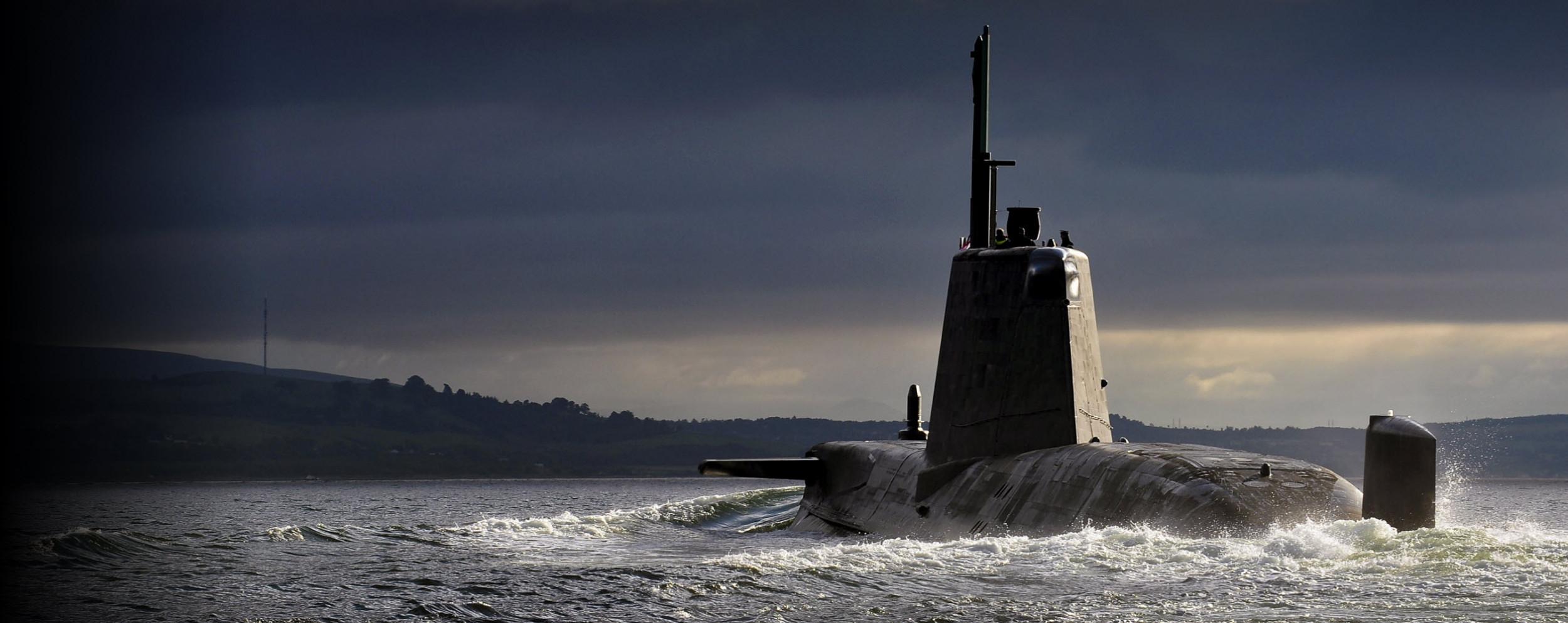 PDL Stock Image Submarine